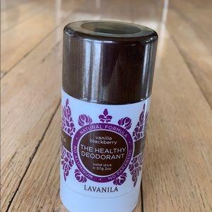 Lavanila Vanilla BlackBerry deodorant